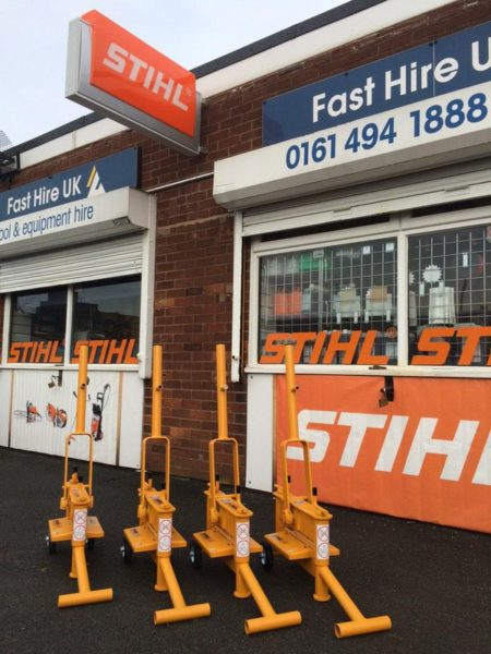 Fast Hire become official dealer for STIHL & VIKING